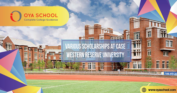 Various Scholarships at Case Western Reserve University
