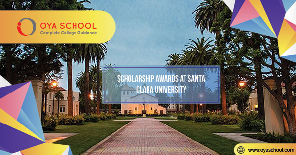 Scholarship Awards at Santa Clara University