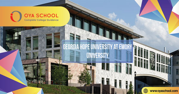 Georgia Hope University at Emory University