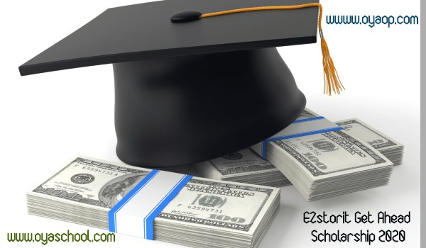 EZstorit Get Ahead Scholarship 2020