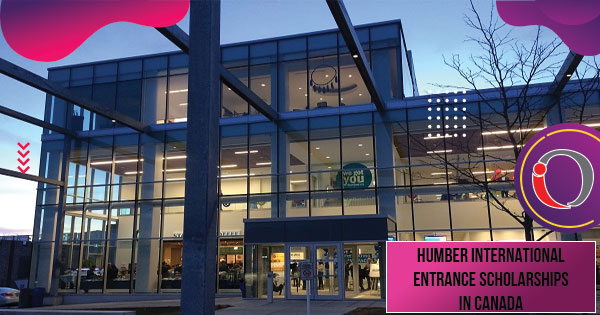 Humber International Entrance Scholarships Canada