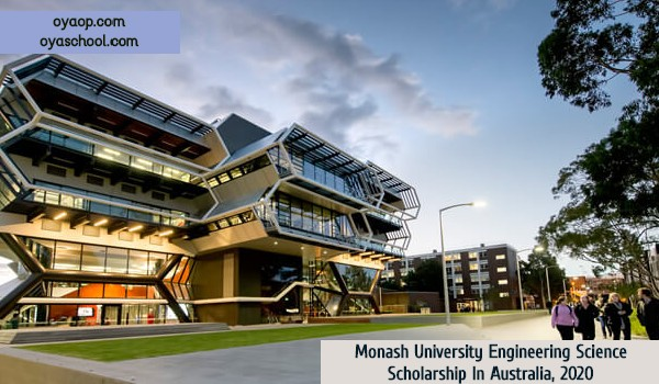 Scholarships at the Monash University