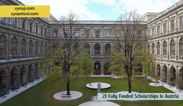 23 Fully Funded Scholarships in Austria
