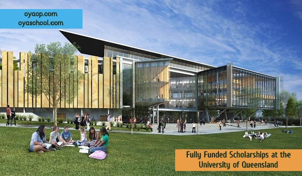 Fully Funded Scholarships at the University of Queensland