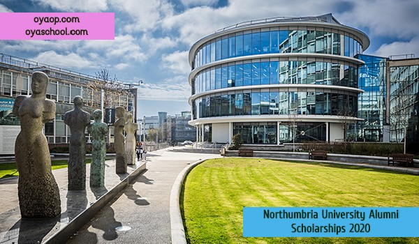 Northumbria University Alumni Scholarships 2020