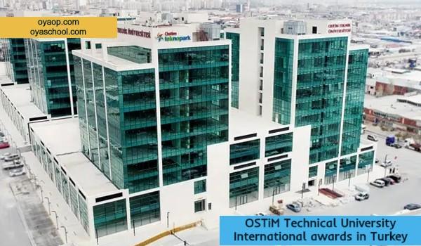 OSTiM Technical University International awards in Turkey