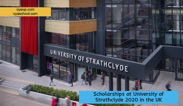 holarships at the University of Strathclyde