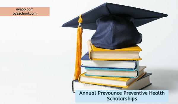 Annual Prevounce Preventive Health