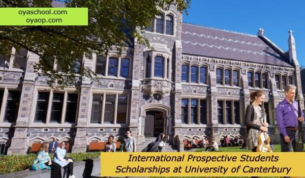 International Students Scholarships