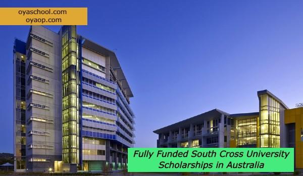 Fully Funded South Cross University Scholarships in Australia