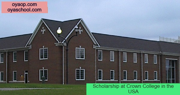 Scholarship at Crown Collegein the USA