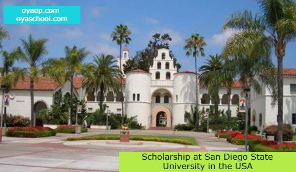 Scholarship at San Diego State University in the USA