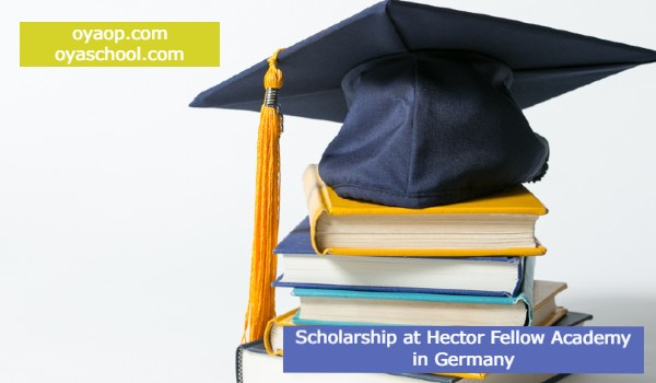 Scholarship at Hector Fellow Academy in Germany