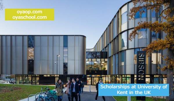 Scholarships at University of Kent in the UK