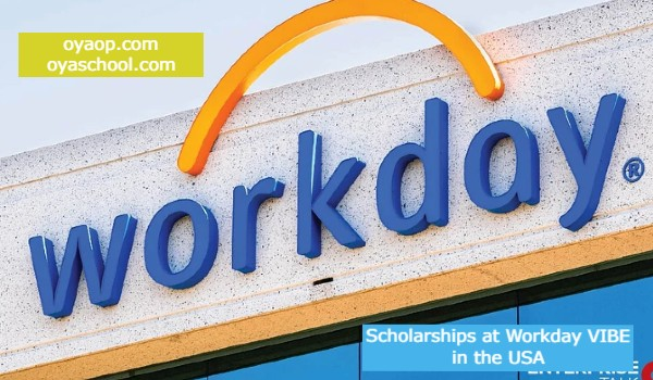 Scholarships at Workday VIBE in the USA
