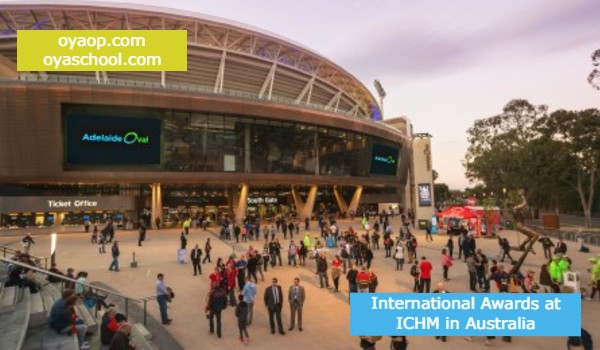 International Awards at ICHM in Australia
