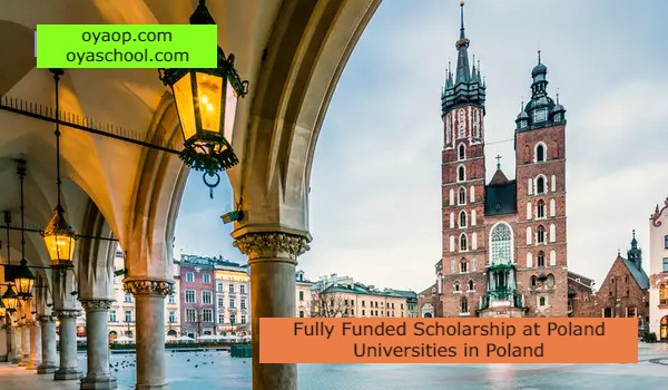 Fully Funded Scholarship at Poland Universities in Poland