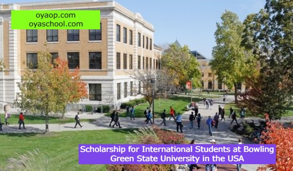 Scholarship for International Students at Bowling Green State University in the USA