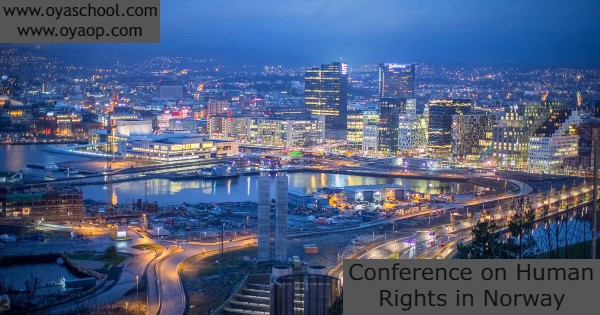 1058th International Conference on Human Rights