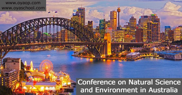 1294th International Conference on Natural