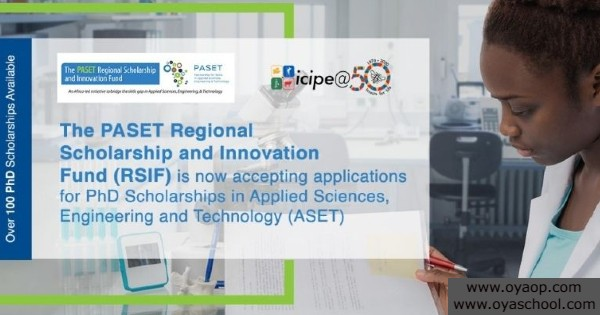 The Regional Scholarship and Innovation Fund