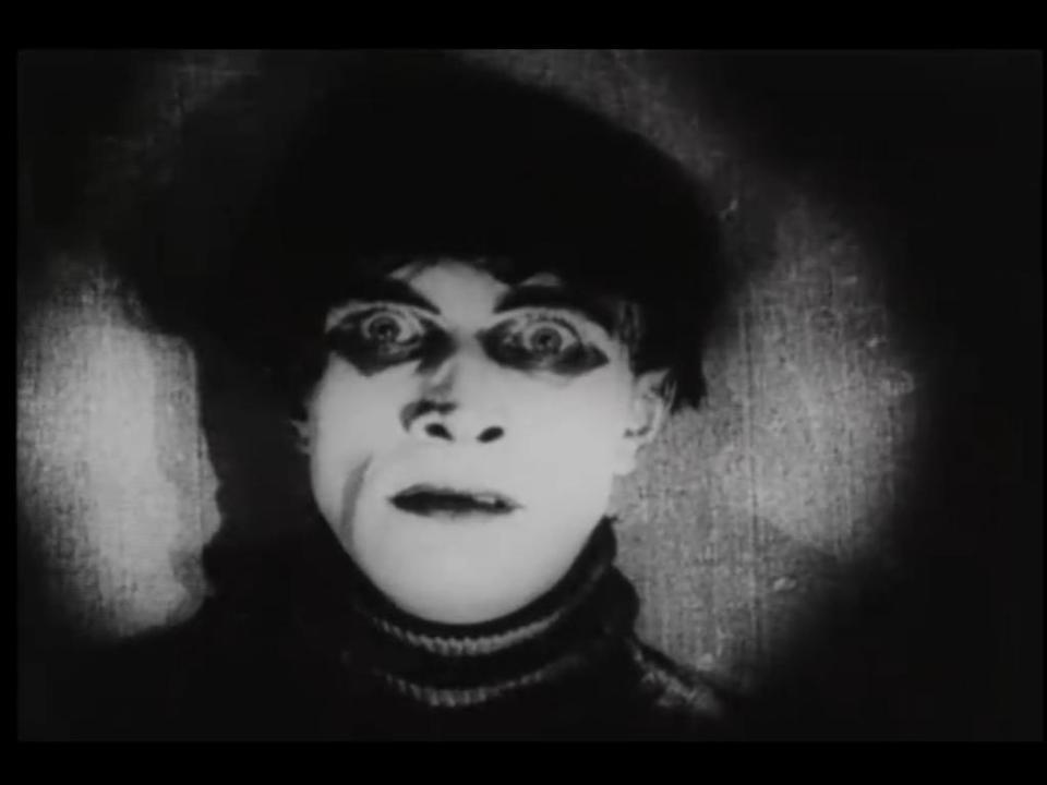 El gabinete del doctor Caligari Das Cabinet des Dr. Caligari Cesare