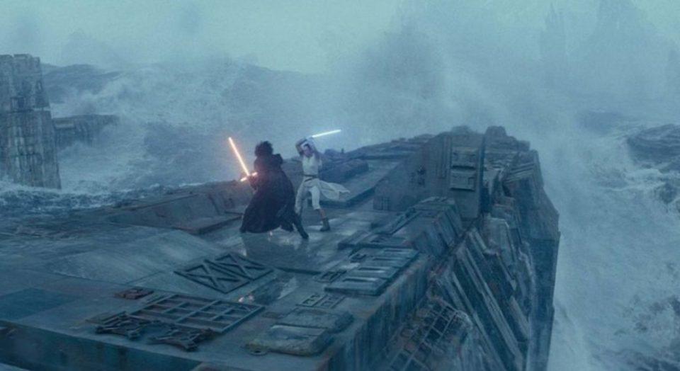 ascenso de Skywalker