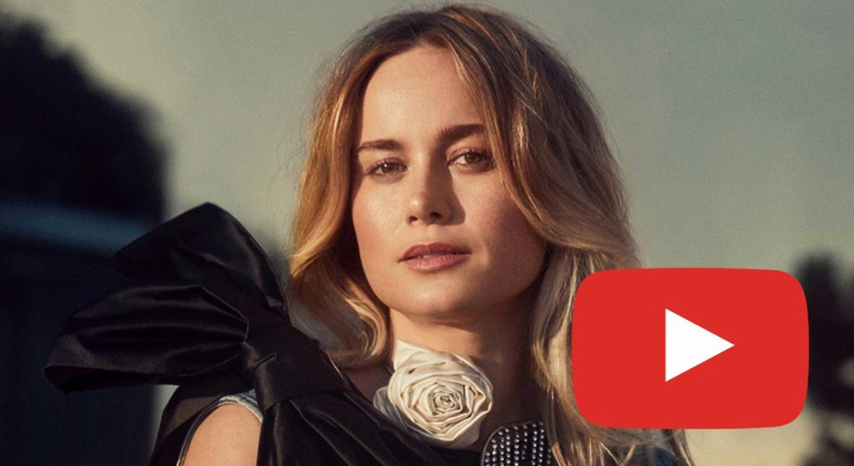 brie larson canal youtube