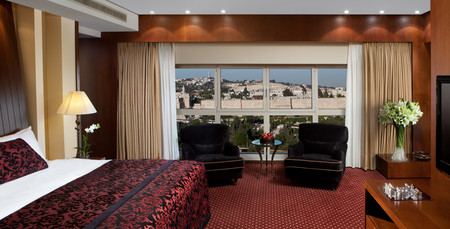 Kd Presidential Suite Bedroom