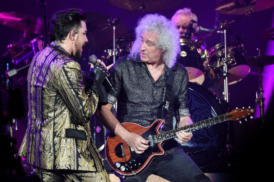 Queen y Adam Lambert anuncian su nuevo disco en vivo 'Live Around the World'