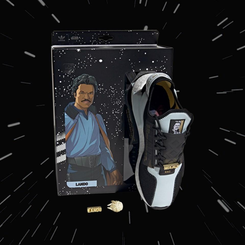adidas Originals de 'El imperio contraataca' de Star Wars