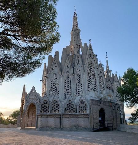 Santuario De Montferri 768x807