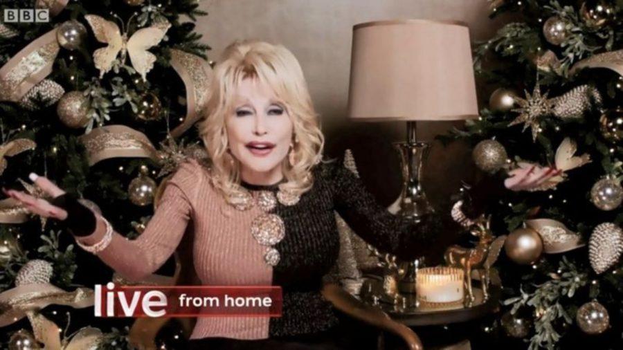 Dolly Parton vacuna Moderna