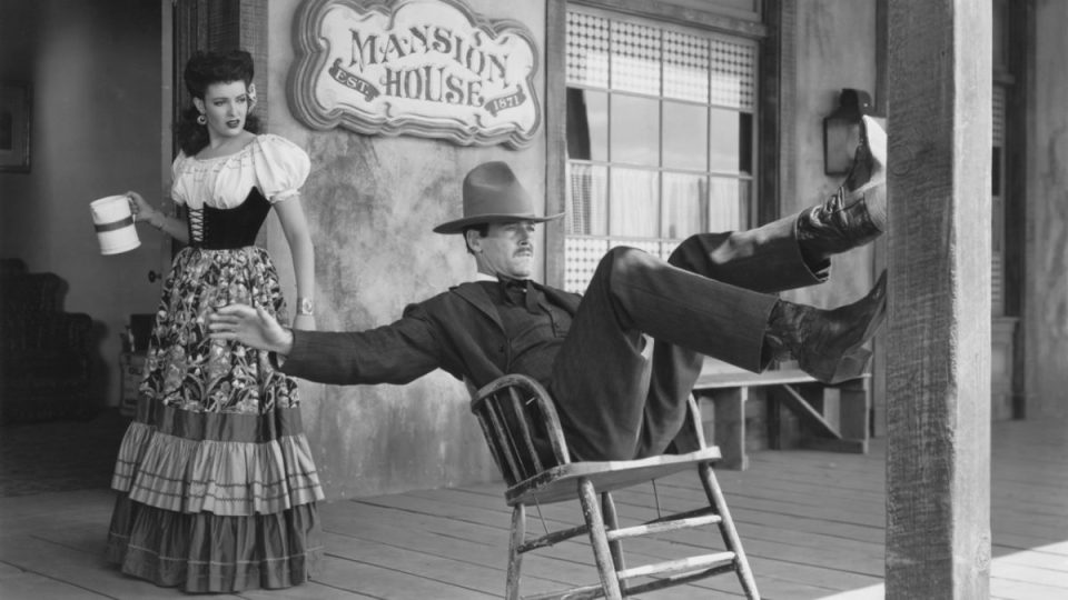 John Ford My Darling Clementine