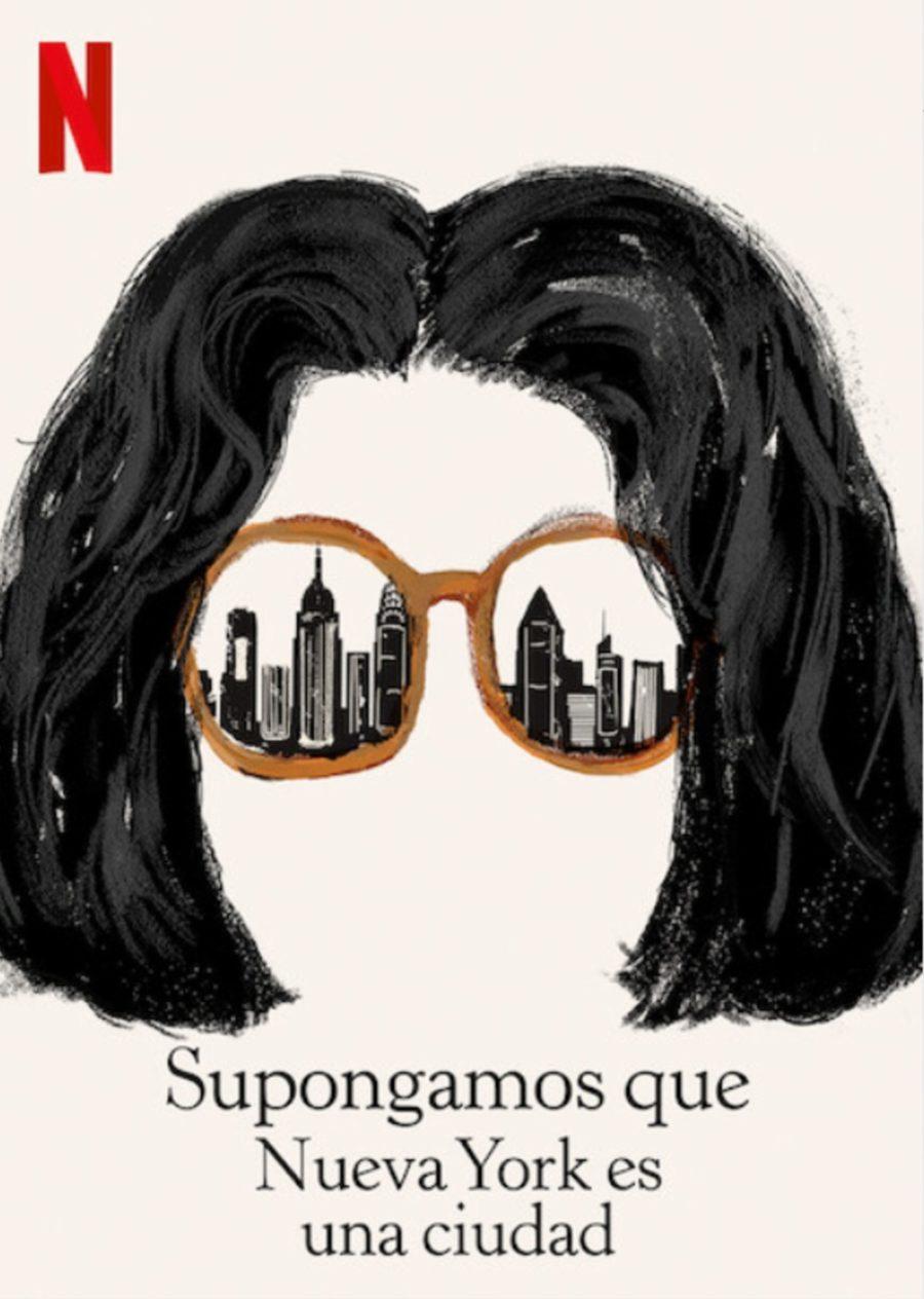 Martin Scorsese Fran Lebowitz  Pretend It's a City poster