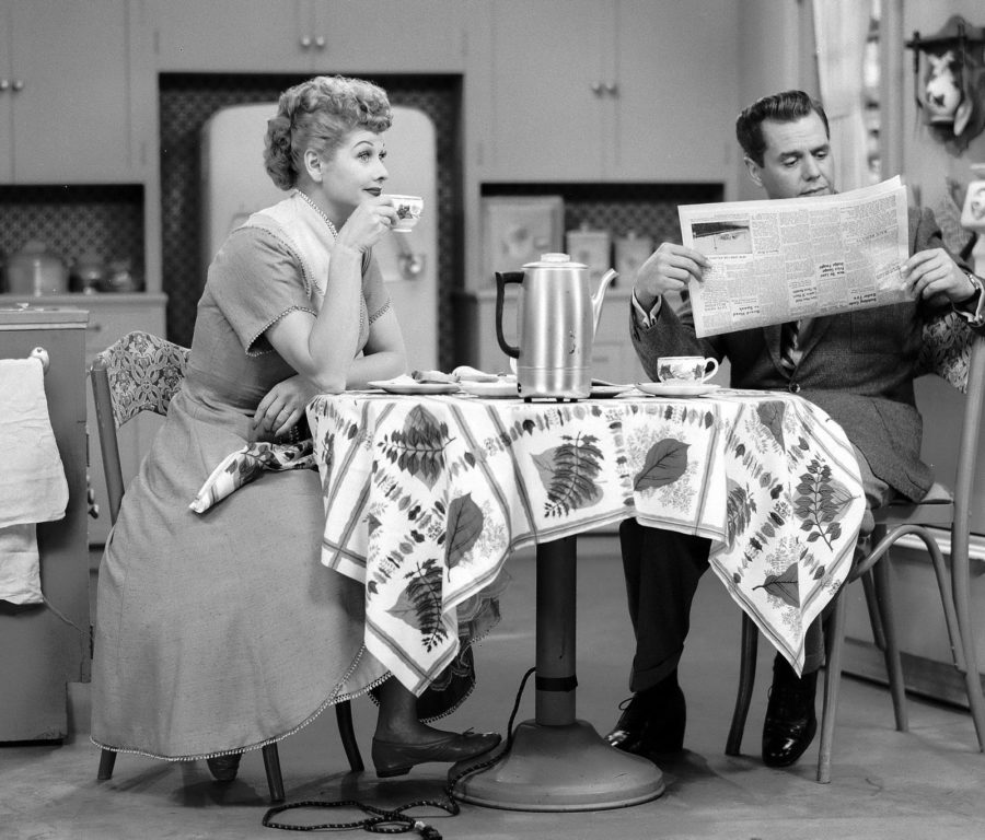 I love lucy 1951