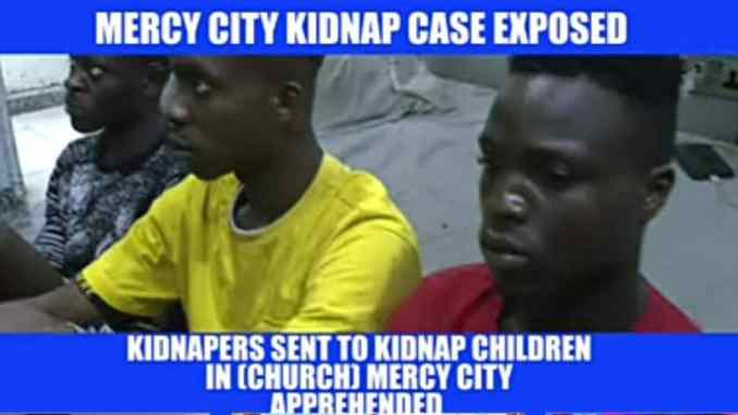 EndTime: Notorious Children Kidnappers/Ritualist Arrested in Prophet Jeremiah Fufeyin's Mercy City Church, Warri, Delta State, Nigeria [Watch Video]
