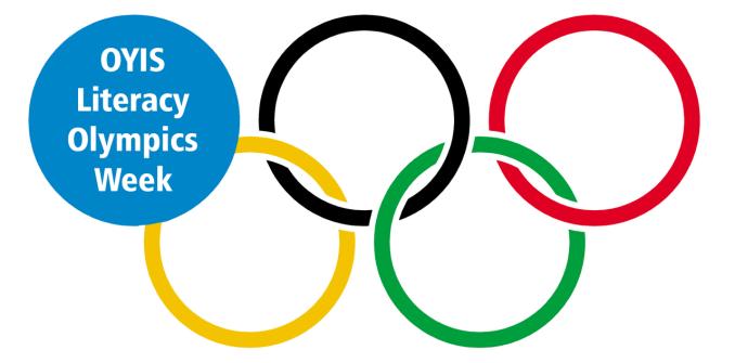 Literacy Olympics Week