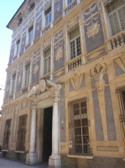 de belles façades
