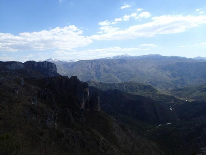 Paysage magnifique après la frontiere | Wonderful landscape after the border