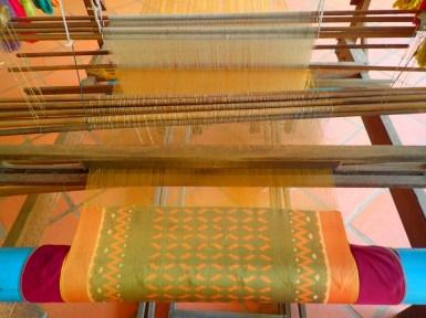 Siem Reap : ateliers d'artisanat   Traditional workshops