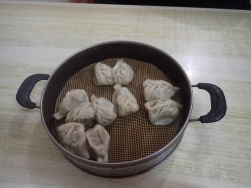 Riaviolis cuits à la vapeur | Steamed dumpling