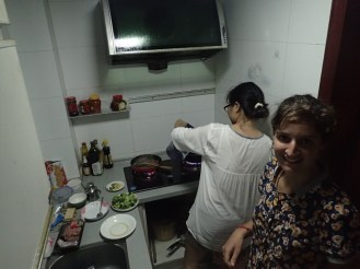 Cuisine avec notre hôte Rita | Vooking with our host Rita