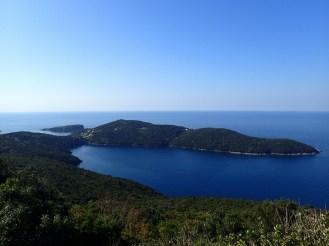 Peninsule de Molunat   Molunat peninsula