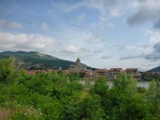 En arrivant a Tbilissi | When we arrive in Tbilissi