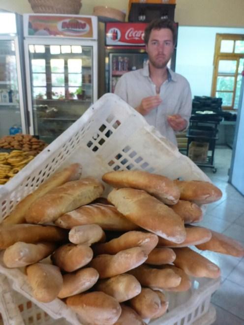 Le pain est délicieux | Delicious bread