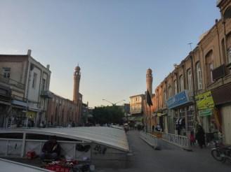 Bazar de Tabriz | Tabriz bazaar