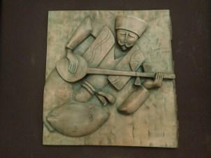 Sculptures de Sahar | Carving of Sahar