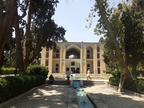 Kashan : Fin garden