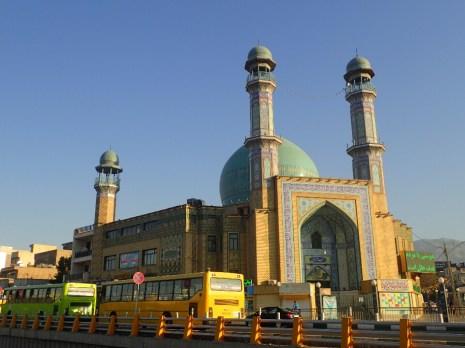 Mosquée de Téhéran | Tehran mosque